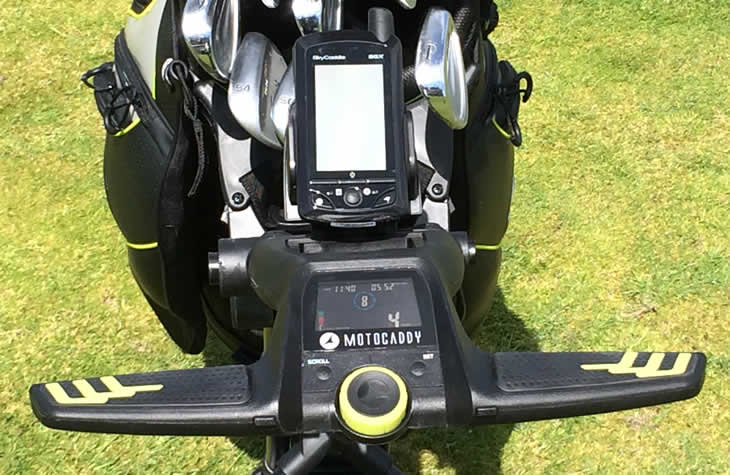 Motocaddy M3 Pro Handle