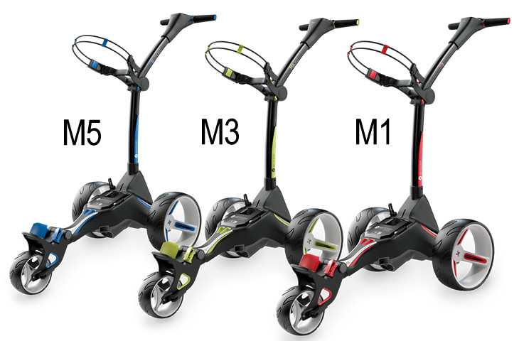 Motocaddy M Series 2018