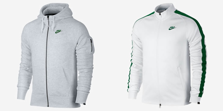 Nike Golf 2015 Apparel Hoodie and Track Jacket