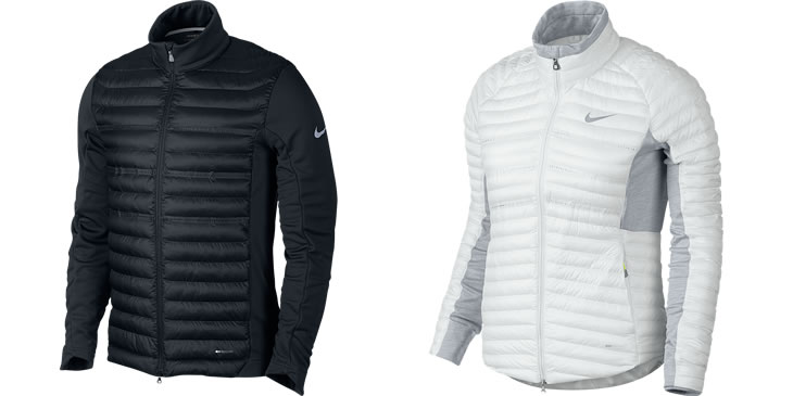 Nike Aeroloft Jacket Brings Lightweight Insulation Golfalot
