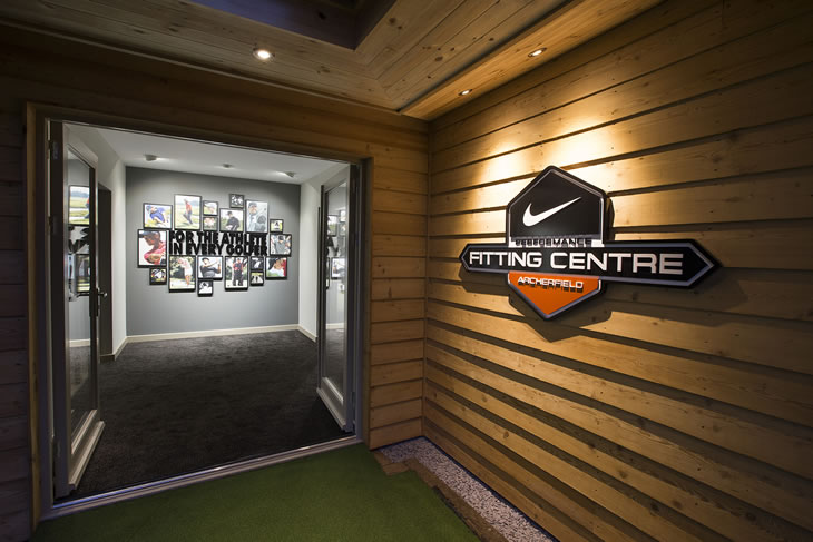 Nike Performance Tuning Center