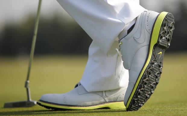 Arqueólogo rebanada huevo  Nike Lunar Clayton Golf Shoes Inspired By Italy - Golfalot
