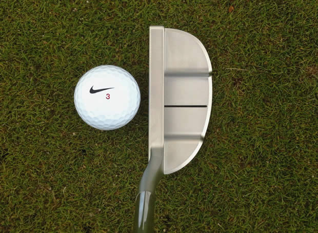 Nike Method MOD 60 Putter Address View