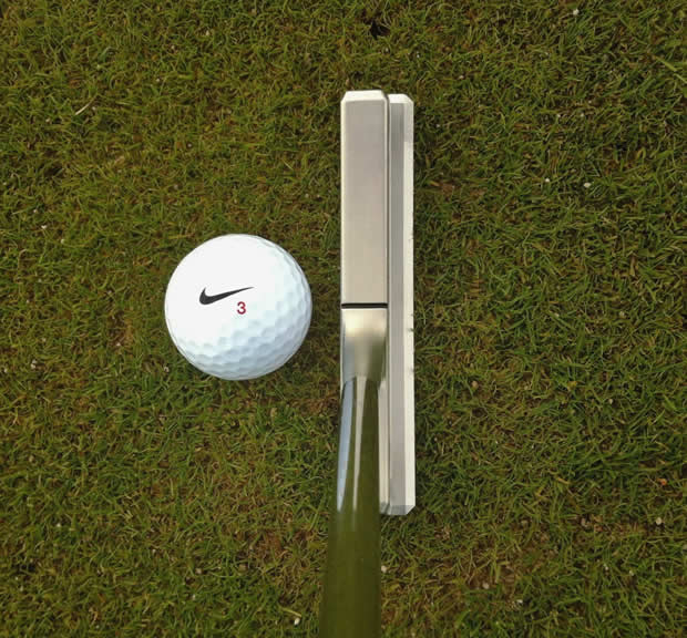 Nike Method MOD 90 Putter Address View