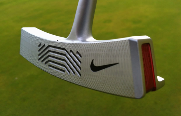 Nike Method MOD 90 Putter Face View