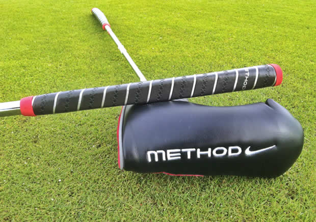 Nike Method MOD Putter Grip and Shaft