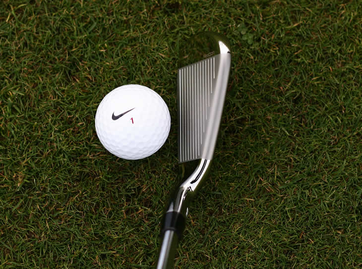 Nike VRS Covert 2.0 Iron At Address