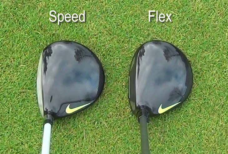 Nike Vapor Flex Speed Fairway Address