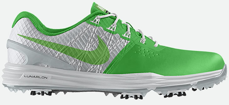 Rory McIlroy Nike Irish Open Shoes Round2
