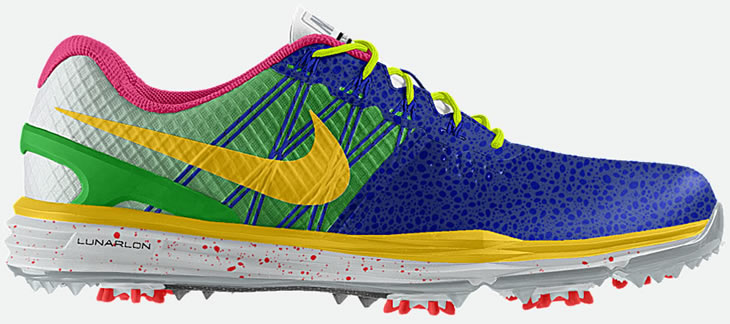 Rory McIlroy Nike Irish Open Shoes Round4