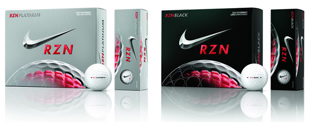 Nike RZN Platinum and Black