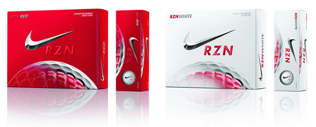 Nike RZN Red and White