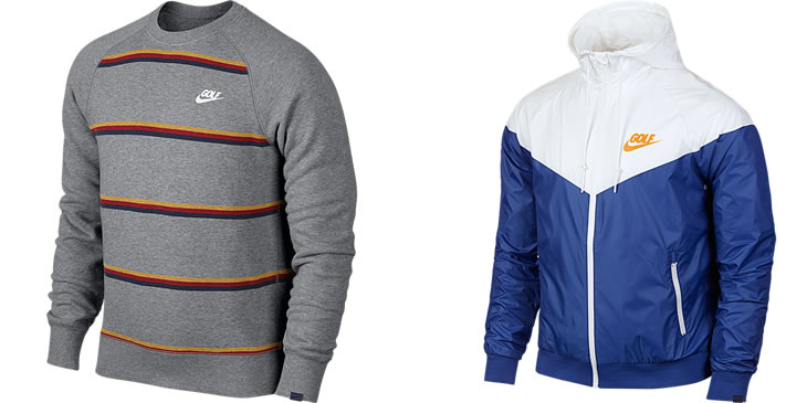 Nike Club Collection St Andrews 2015
