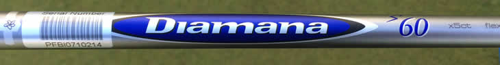 Mitsubishi Diamana Blue Shaft