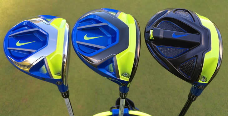 New Nike Vapor Fly Driver with Mitsubishi Rayon Fubuki Flex-X Shaft with Cover
