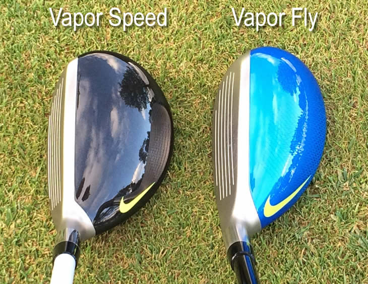 Brillante Campo Oculto  Nike Vapor Fly Hybrid Review - Golfalot