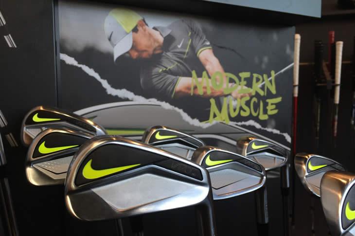 sports shoes 30beb 7112e Nike Vapor Irons Modern Muscle