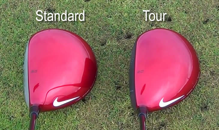 Nike Covert 2.0 Driver Address Compare