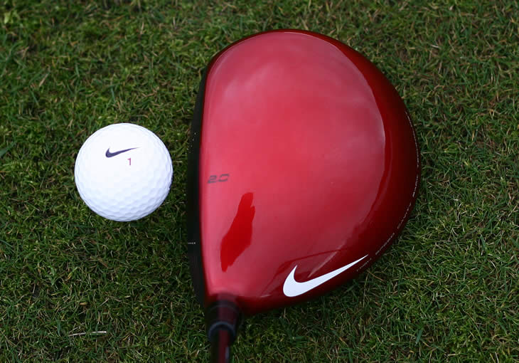 Nike Covert 2.0 Tour Driver Address