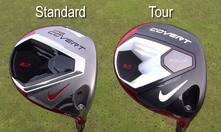 toque Tiempos antiguos prototipo  Nike VRS Covert 2.0 Driver Review - Golfalot