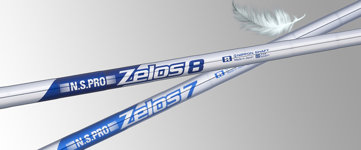 Nippon N.S. Pro Zelos 8 Golf Shafts