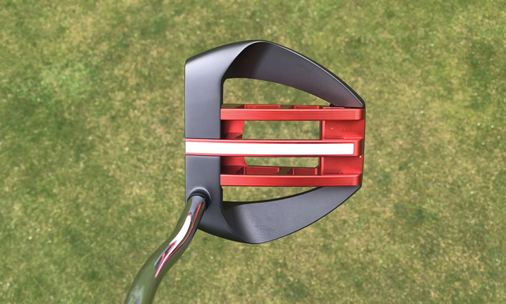 Odyssey EXO Marxman With Stroke Lab Putter