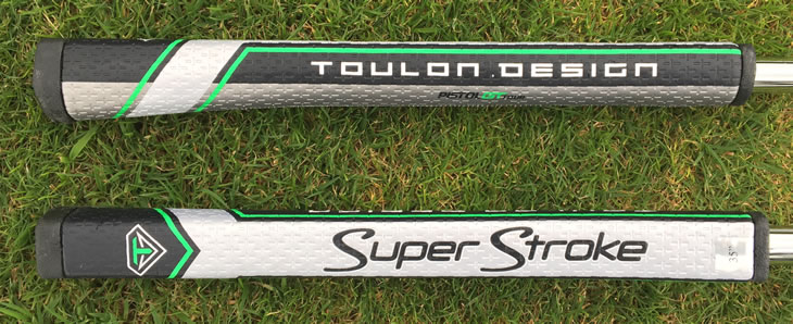 Odyssey Toulon Design Superstroke Grip