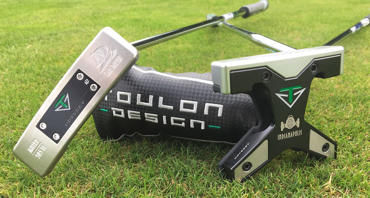 Odyssey Toulon Design Putter