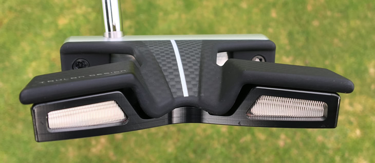 Odyssey Toulon Design Indianapolis Putter