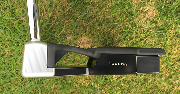 callaway odyssey toulon design putter review golfalot. Black Bedroom Furniture Sets. Home Design Ideas