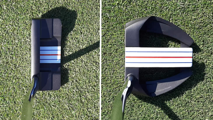 Odyssey Triple Track Putters
