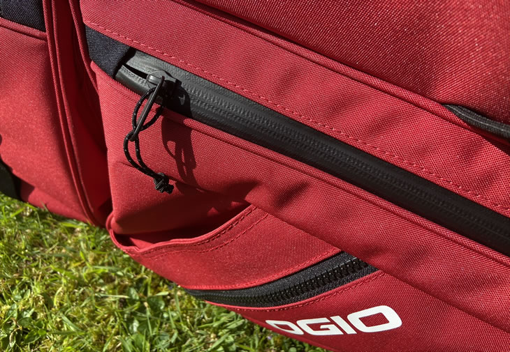 Ogio Alpha Convoy 514 Cart Bag Review