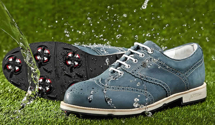 Oscar Jacobson Lottusse Golf Shoes