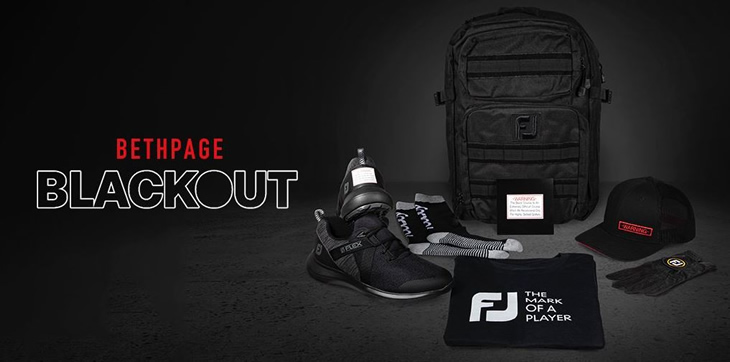 FootJoy Bethpage Blackout