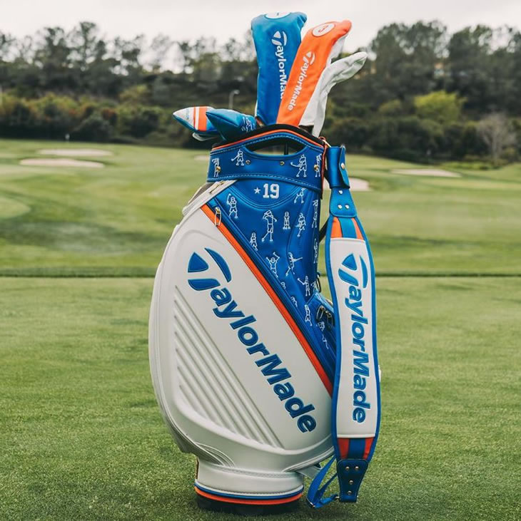 TaylorMade Special Edition Junior League Bag
