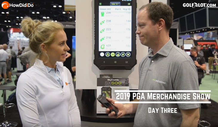 PGA Show 2019 Day Three