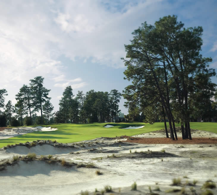 Pinehurst No.2 13th Hole