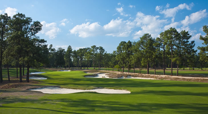 Pinehurst No.2 16th Hole
