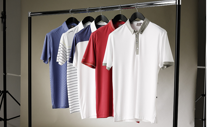 Ping 2015 Apparel Collection