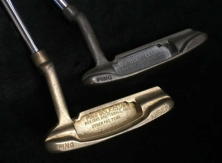 Anser putter ping history 4 PING Classic