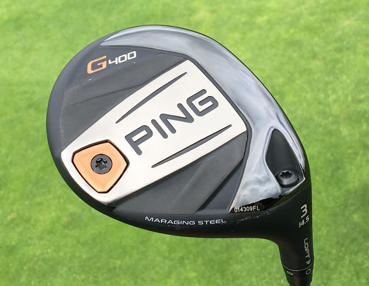 Ping G400 Fairway Wood Fairway Wood