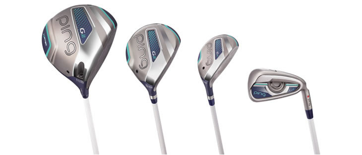 Ping Ladies G Le Range