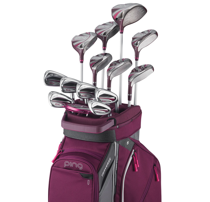 Ping G Le2 Women's Golf Clubs