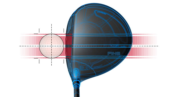 Ping i25 Driver Racing Stripes
