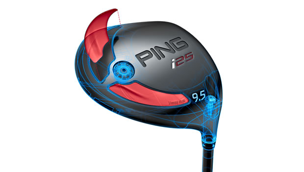 Ping i25 Driver Tungsten Weights