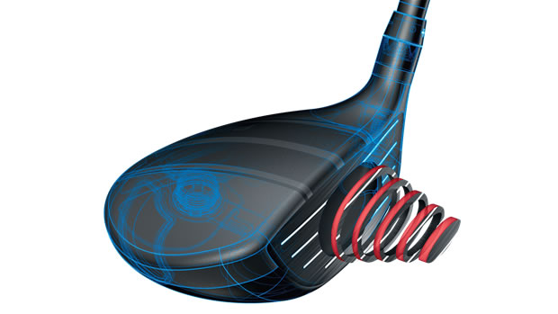 Ping i25 Fairway Face