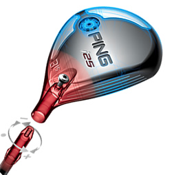 Ping i25 Fairway Adjustable Hosel