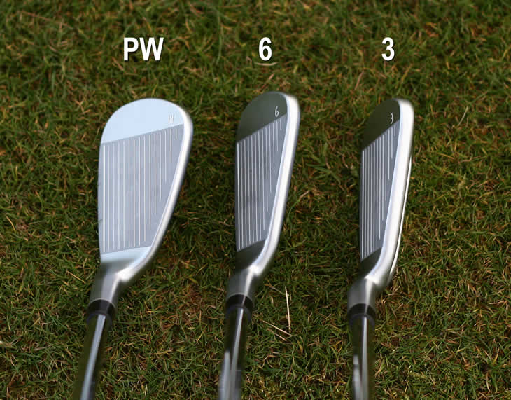 Ping i25 Irons Set Address