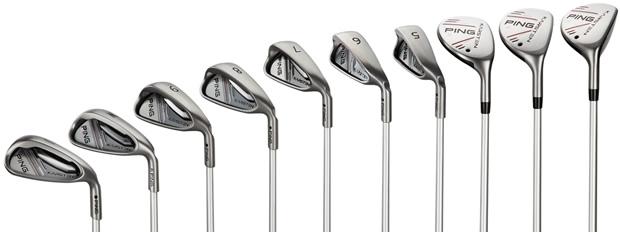 Ping Karsten Hybrid Irons Replace K-Series - Golfalot