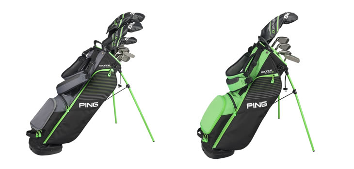 Ping Prodi G Hoofer Carry Bags